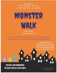 Monster Walk
