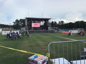 Stadium Stage