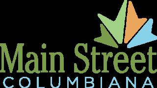 Columbiana Main Street Logo